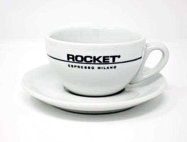 Rocket чаши за капучино 6бр.